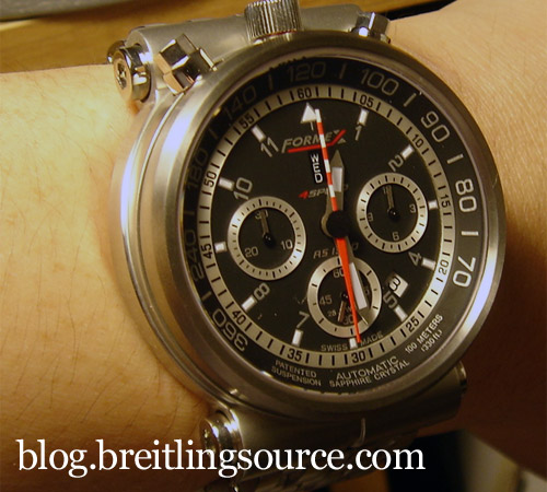 formex watch