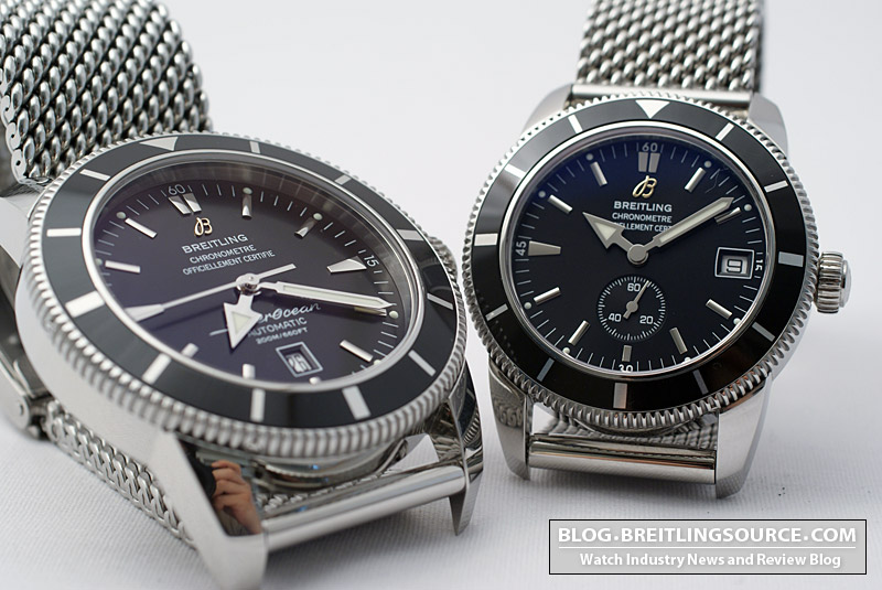 watches superocean heritage ii breitling watch