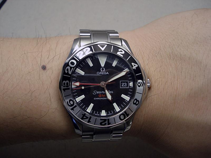 Omega Watch Bracelet Adjustment