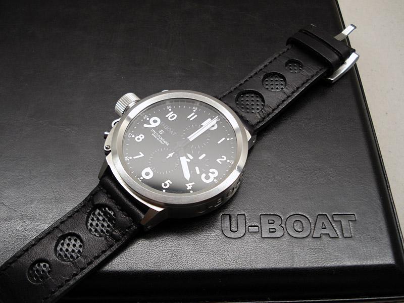 shot of the U-Boat  U Boat Flightdeck