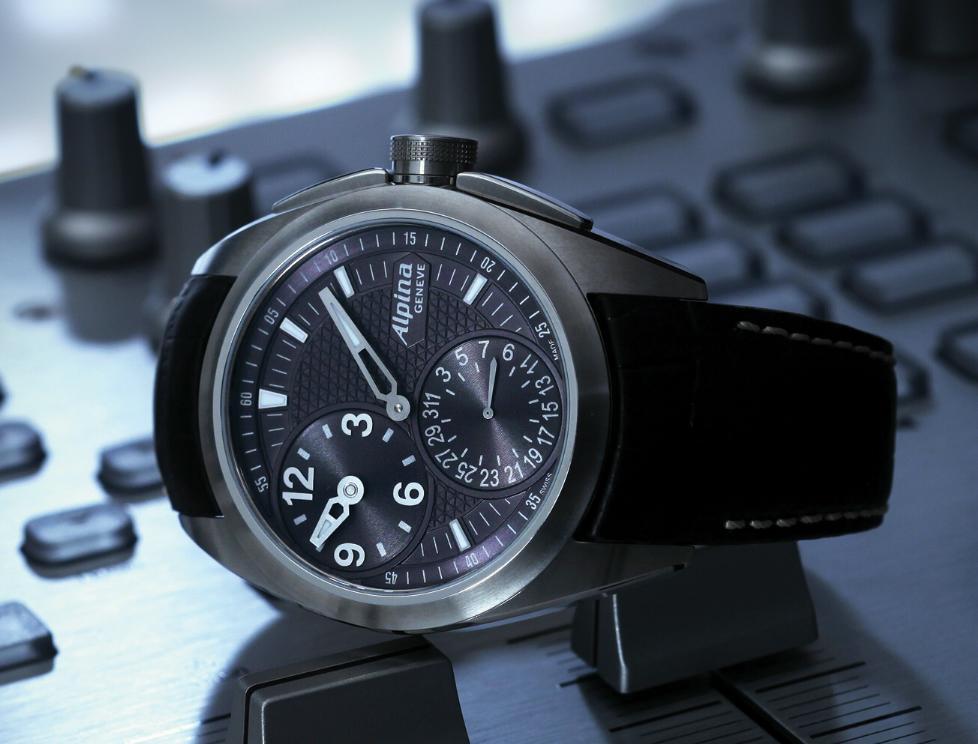 The Breitling Watch Blog Alpina Nightlife Club Regulator Watch - Alpina watch reviews