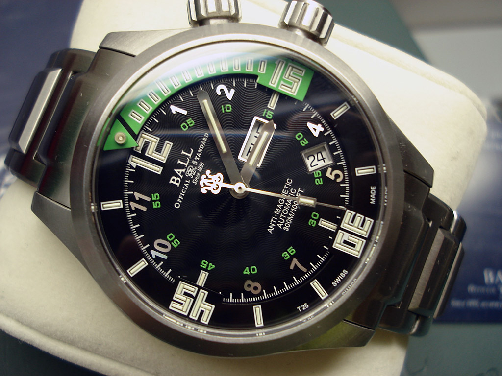 The breitling watch blog ball watch co for Ball watches