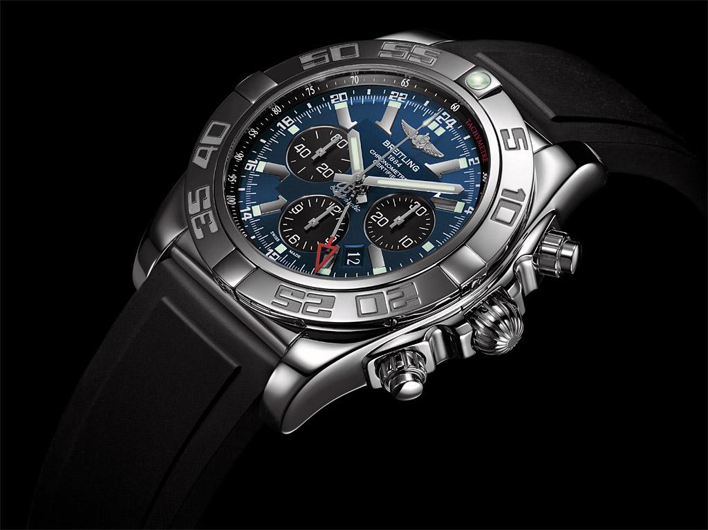 GMT: The Breitling Watch Blog » Breitling Chronomat GMT