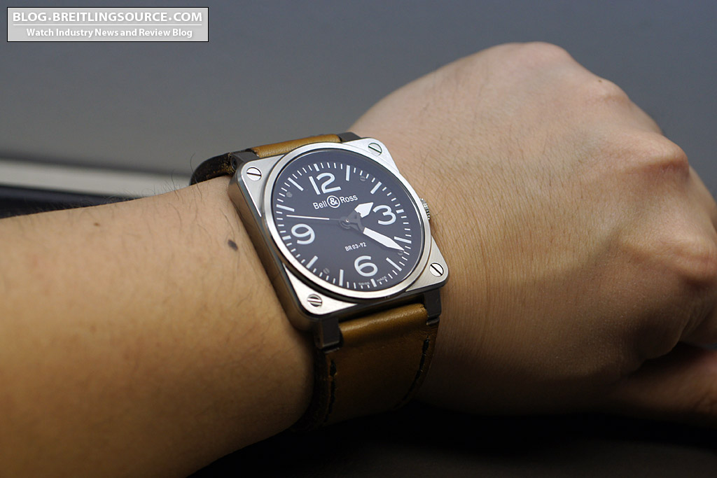 Bell And Ross Br03 Strap