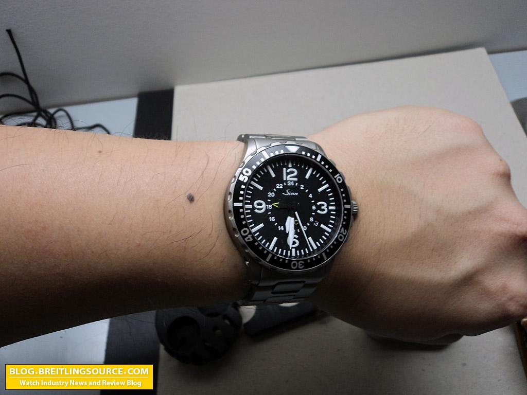 The Breitling Watch Blog 187 Sinn