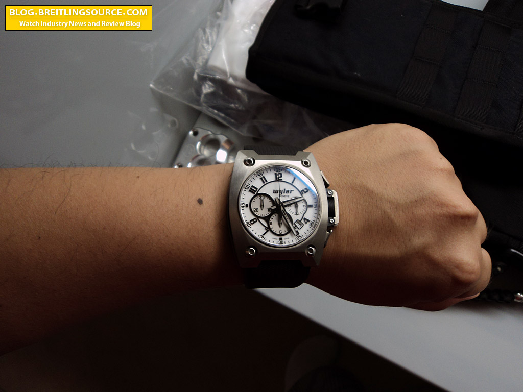 The Breitling Watch Blog 187 Graham