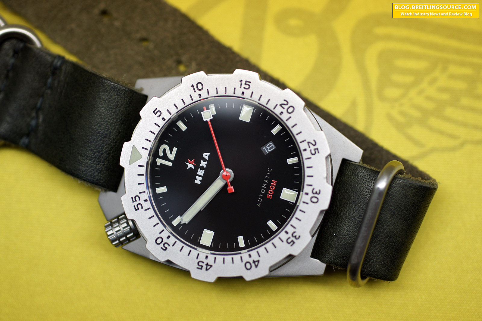 the breitling 187 dive watches