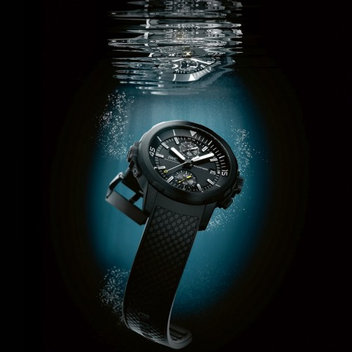 IWC Aquatimer CHRONOGRAPH Edition GALAPAGOS Islands Ref. IW379502 04