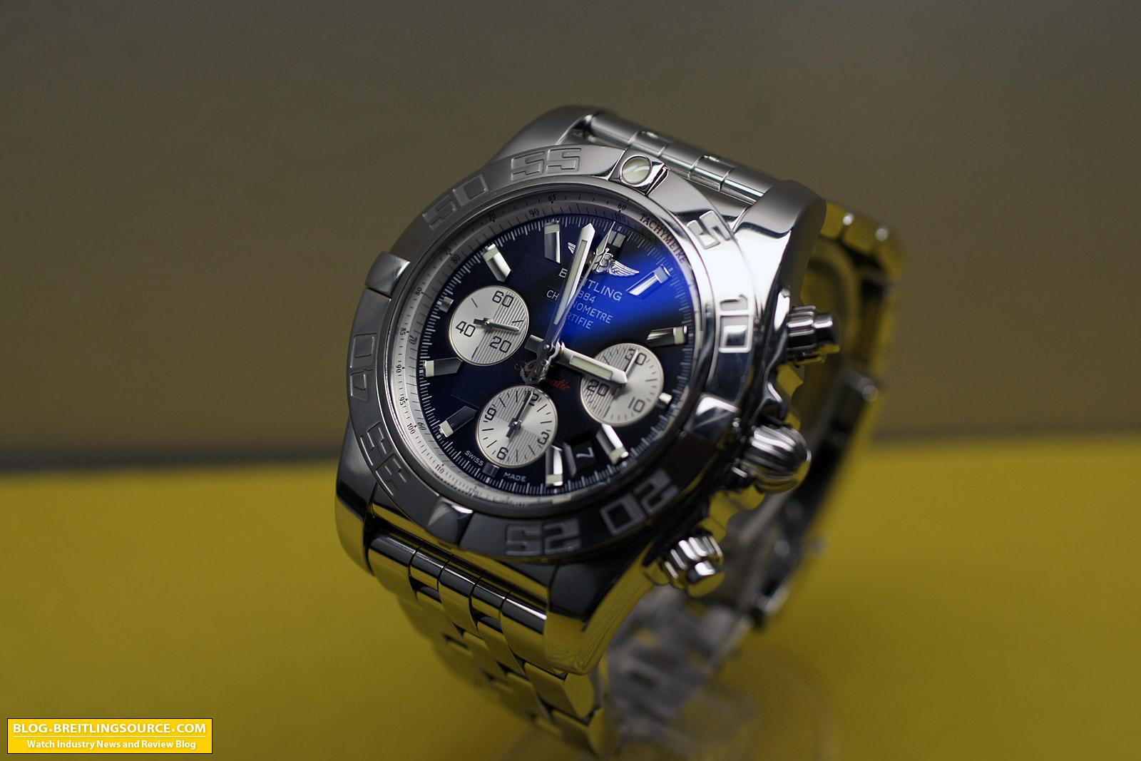 Breitling Chronomat 2014