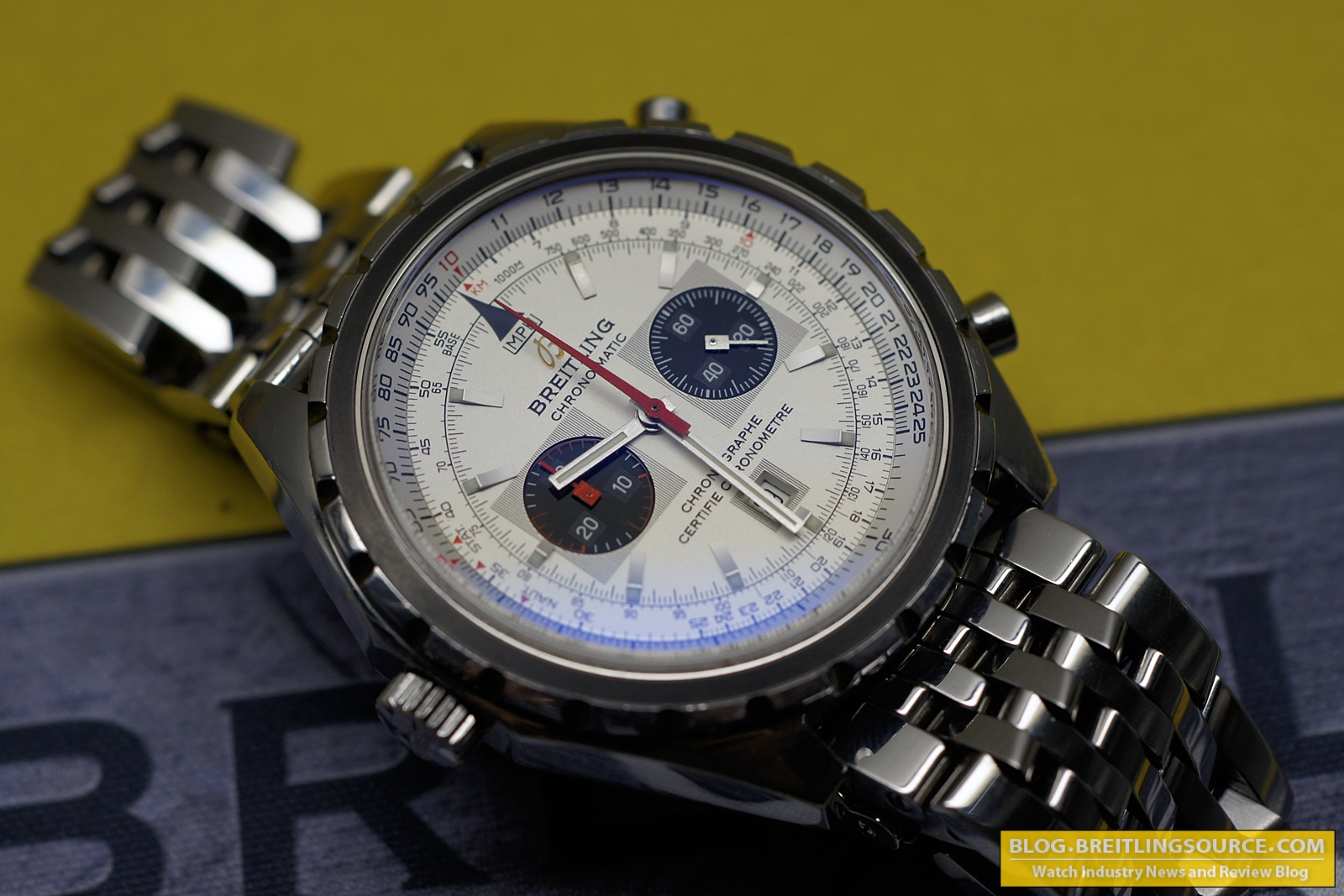 The Breitling Watch Blog » Breitling Navitimer Chrono-Matic ... b1b4c3d90a6