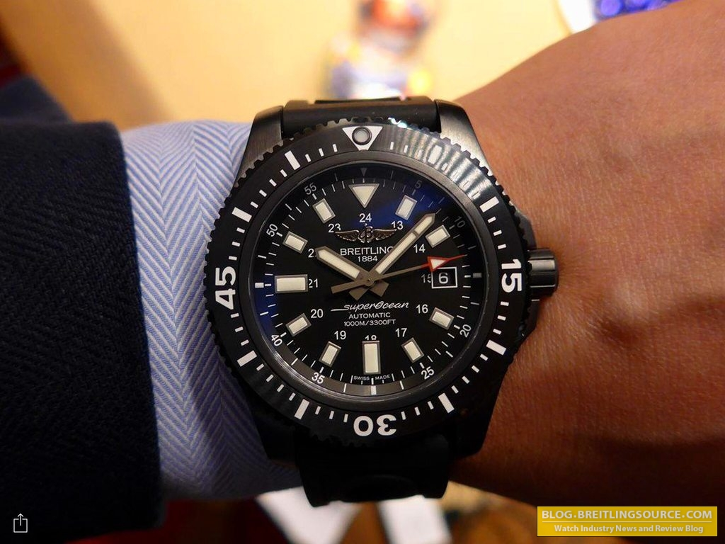 Breitling What Does R Watches Think Of The New Dlc